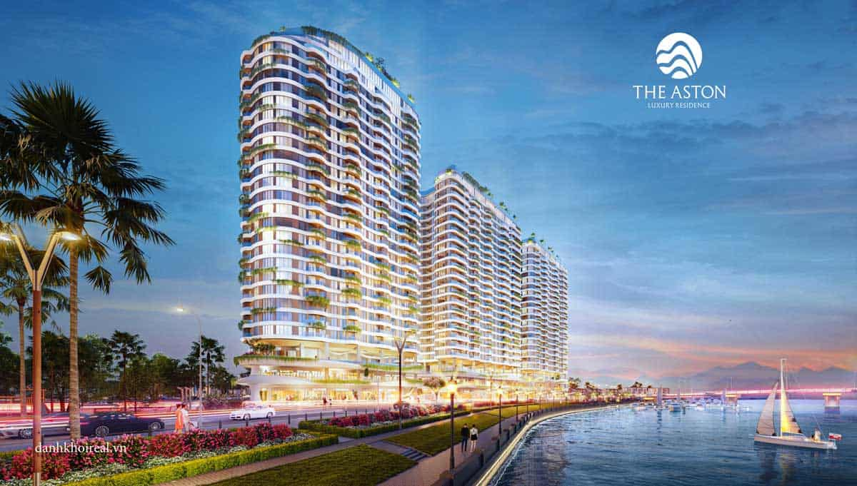 The Aston Luxury Residence 2020 - The Aston Luxury Residence nền tảng cho một cuộc sống bền vững