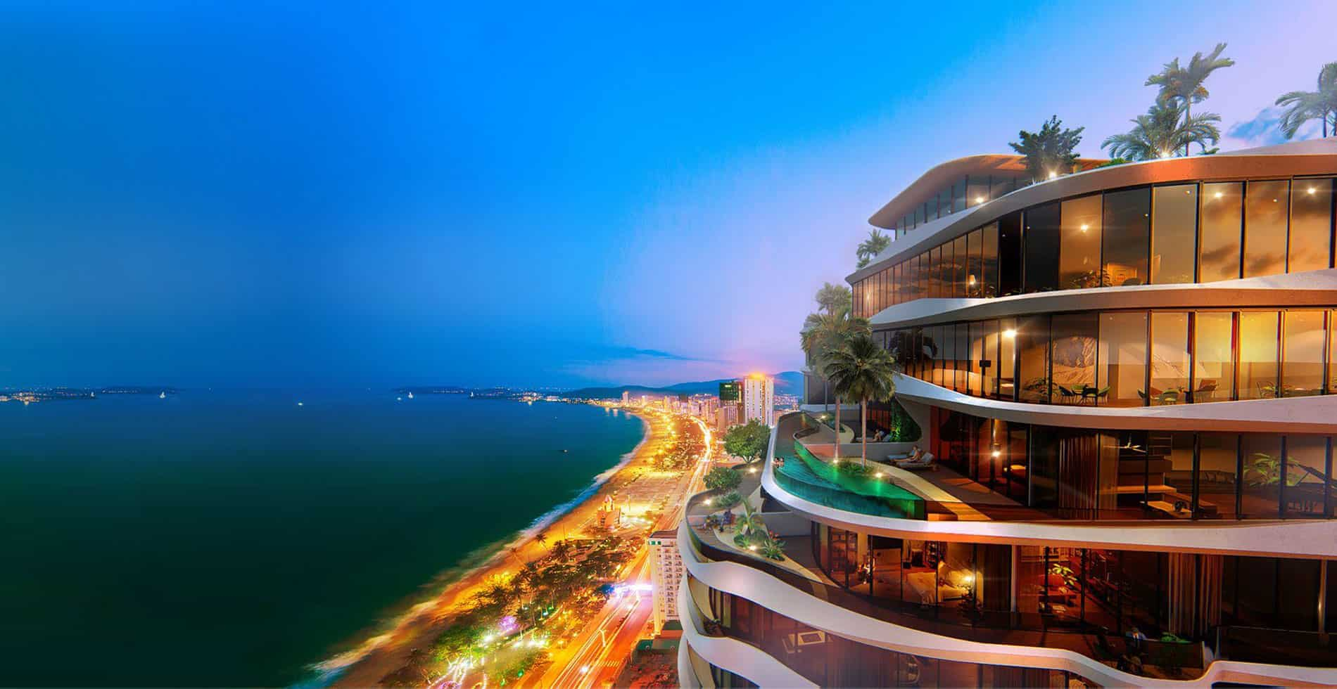 The Aston Luxury Residence Nha Trang